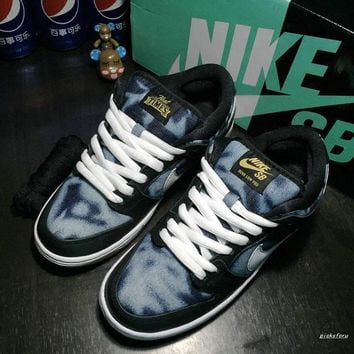 Nike Sb Dunk Low Qs 745954 014 Size 36 45