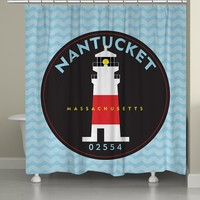Nantucket II Shower Curtain