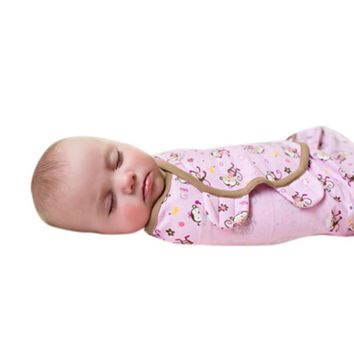 Newborn baby swaddle wrap parisarc breathable cotton soft infant newborn baby products Blanket&Swaddling Wrap Blanket Sleepsack