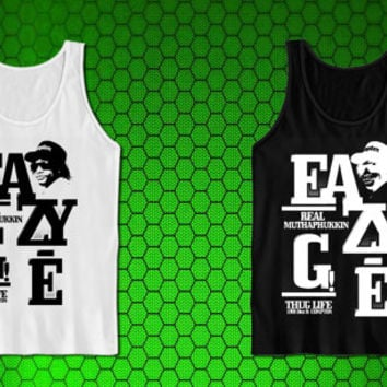 Eazy-E by Ocelotek Eazy-E by Ocelotek tank top for tank top mens and tank top girls