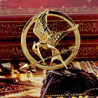 Hunger Games - Mocking Jay Brooch