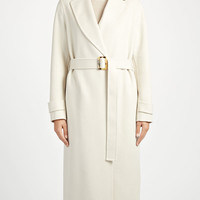 Double Face Cashmere Dale Coat