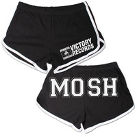 Victory Records: Mosh Booty Shorts Booty Shorts