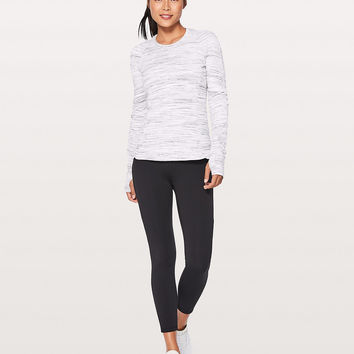 Runderful Long Sleeve | Women's Long Sleeves Running Tops | lululemon athletica