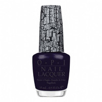 OPI Navy Shatter Nail Lacquer | Overstock.com Shopping - The Best Deals on Nail Polish