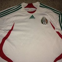Sale!! Adidas MEXICO Soccer Jersey MEXICANA Football Shirt