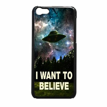 I Want To Believe Gal Iphone 5C Case