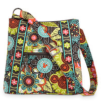 Mickey's Perfect Petals Hipster Bag by Vera Bradley