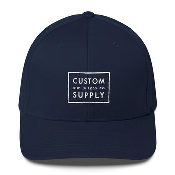 Custom Supply FlexFit Hat