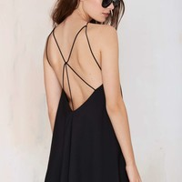 Drinks on Me Strappy Slip Dress