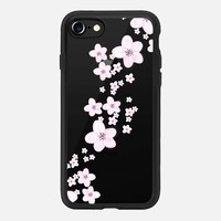 CHERRY RAIN iPhone 6 Crystal Clear Case iPhone 7 Hülle by Monika Strigel | Casetify