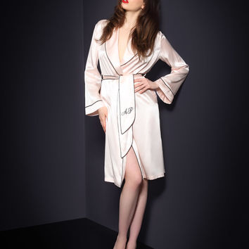 Classics by Agent Provocateur - Classic Dressing Gown