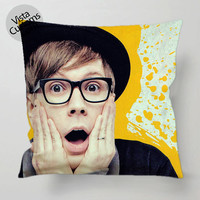 Fall Out Boy Patrick Stump pillow case, cover ( 1 or 2 Side Print With Size 16, 18, 20, 26, 30, 36 inch )