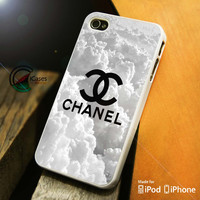 Chanel on sky iPhone 4 5 5c 6 Plus Case, Samsung Galaxy S3 S4 S5 Note 3 4 Case, iPod 4 5 Case, HtC One M7 M8 and Nexus Case