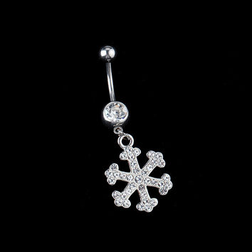 Accessory Navel Rings Christmas Belly Ring [6768827719]