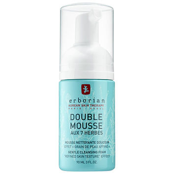 Erborian Double Mousse Gentle Cleansing Foam (3 oz)