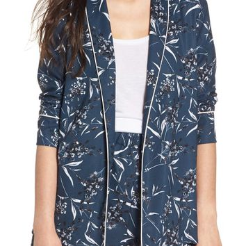 Leith Pipe Detail Blazer | Nordstrom