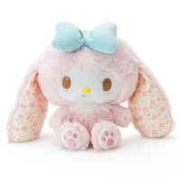 My Melody Plush Doll Easter 2018 Pastel Rabbit Sanrio Japan - VeryGoods.JP
