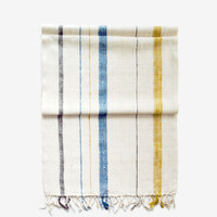 Raw Silk Table Runner, Serenity