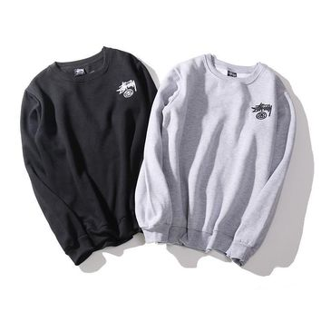 qiyif Stussy  Small Box Sweater
