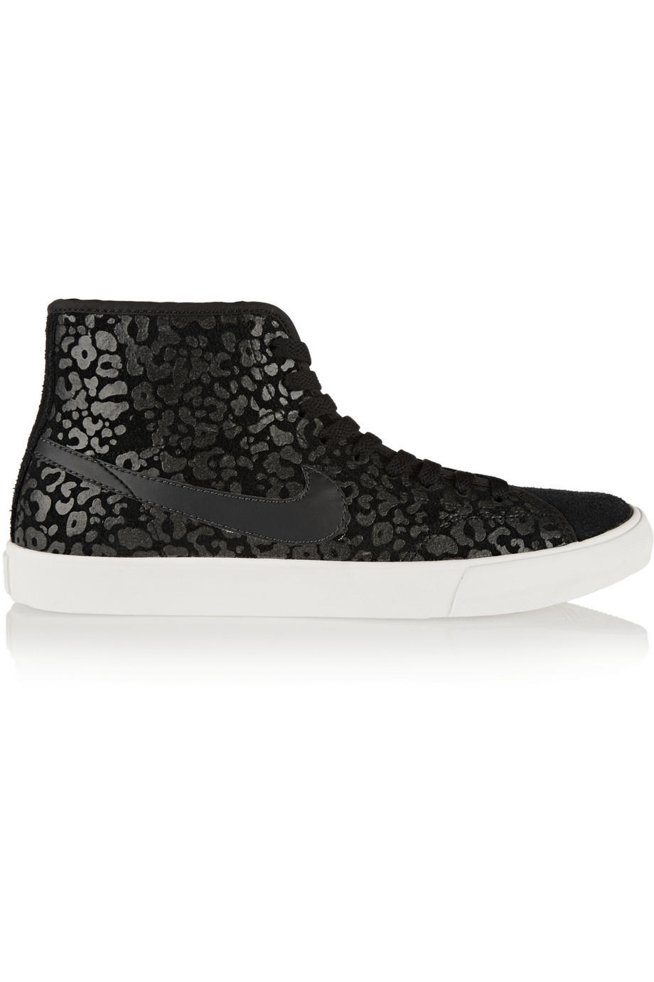 aad569e4a2b1 Nike - Primo Court leopard-print suede from NET-A-PORTER | Things