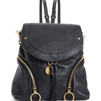 See by Chloé Olga Large Leather Backpack | Nordstrom