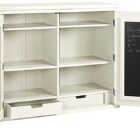 Martha Stewart Living? Craft Space Storage Hutch - Craft Tables - Martha Stewart Living? Craft Furniture - Martha Stewart Living? | HomeDecorators.com