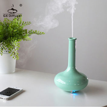 12V diffusor de aroma diffuser aromatherapy 150ml GX 01K ultrasonic humidifier essential oil diffuser for home office mist maker