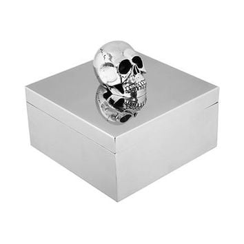 Chrome Skull Box