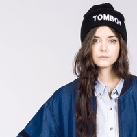 The Ultimate Tomboy Beanie