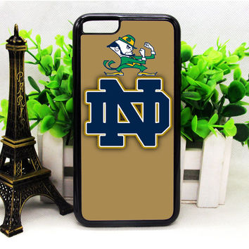 Rare Notre Dame Fighting Irish iPhone 6 | 6 Plus | 6S | 6S Plus Cases haricase.com