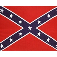 Confederate or Rebel 3 x 5 foot flag