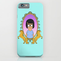 Bob's Burgers Tina Belcher iPhone & iPod Case by Ohmylaurito