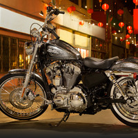 2014 Sportster® Seventy-Two Products