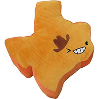 Texas: An Adorable Fuzzy Plush to Snurfle and Squeeze!