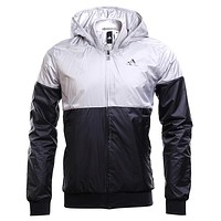 Trendsetter ADIDAS Women Men Cardigan Jacket Coat Windbreaker