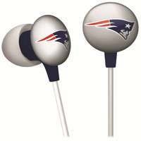 New England Patriots IHip Earbuds