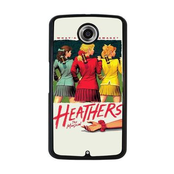 heathers broadway musical nexus 6 case cover  number 2