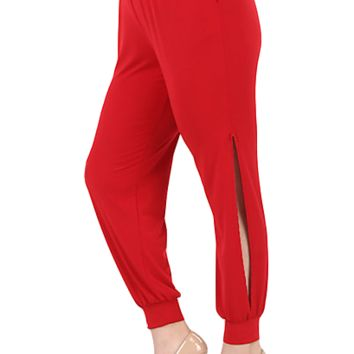 Felicity Pants - Red