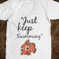Just keep swimming - Savannah Banana