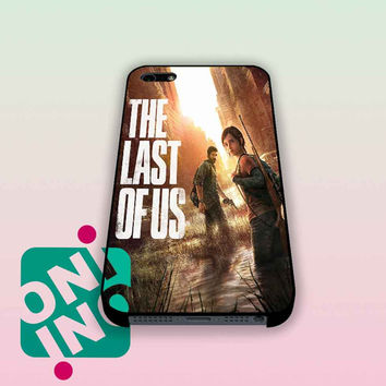 Ellie and Joel the last of us iPhone Case Cover | iPhone 4s | iPhone 5s | iPhone 5c | iPhone 6 | iPhone 6 Plus | Samsung Galaxy S3 | Samsung Galaxy S4 | Samsung Galaxy S5