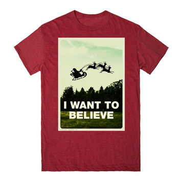 X-Files Christmas - I Want To Believe (In Santa Claus)