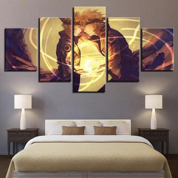 Drop Shopping 5 Piece HD Print Custom Made Poster Paintings on Canvas Wall Art for Home Decorations Wall Decor Canvas Painting
