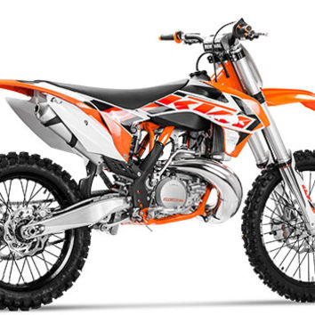 KTM 250 SX 2015: Power up