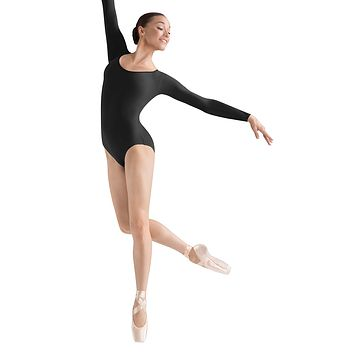 Adult Long Seeve Leotard L5609 Bloch