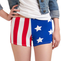 Born to Fun Shorts | Mod Retro Vintage Shorts | ModCloth.com