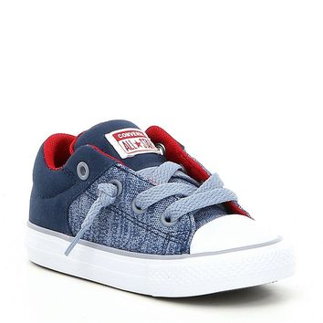 Converse Boys' Chuck Taylor® All Star® Hi-Steet Slip-Ons | Dillards
