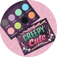 Creepy Cute Eyeshadow Palette