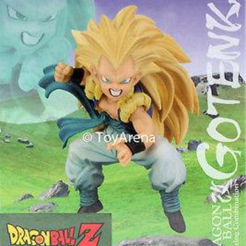 Banpresto Dragon Ball Z 3.2 Inch Gotenks DXF Figure