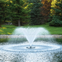 Airmax EcoSeries 1/2HP Floating Pond Fountain